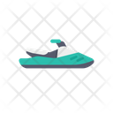 Motor Boat Boat Water Boat Icon