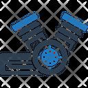Motor Engine Motor Engine Icon