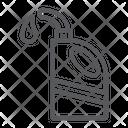 Motor Oil Auto Icon