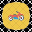 Motorbike Bike Transport Icon
