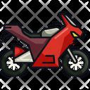 Motorbike Motorcycle Bike Icon