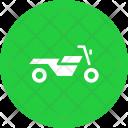 Motorbike Motorcycle Motor Icon