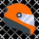 Motorbike helmet Icon