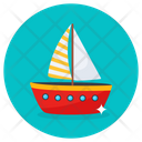 Ship Watercraft Travel Icon