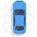 Car Transport Cab Icon