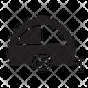 Motorhome Rv Car Icon