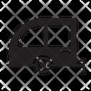 Recreational Vehicle Vehicle Transport Icon