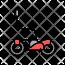 Motorized Vehicle Transport Icon
