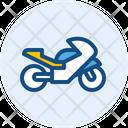 Motosport Race Racing Icon