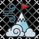 Mount Everest World Icon