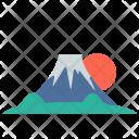 Mount Fuji Adventure Icon