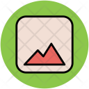 Mountain Hills Elevation Icon