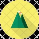 Mountain Climbing Adventure Icon