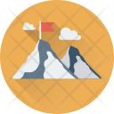 Achievement Mountain Peak Icon