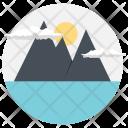 Activity Adventure Mountain Icon