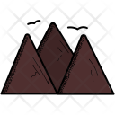 Mountain Summer Icon