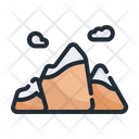Mountain Nature Lanscpae Icon