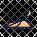 Mountain Arafat Hajj Icon