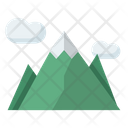 Landscape Mountain Nature Icon
