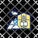 Mountain Chalet Rental Icon