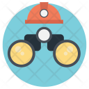 Adventure Outdoors Traveling Icon