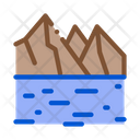 Raking Current River Icon