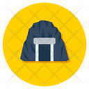 Mountain Mine Repository Reservoir Icon