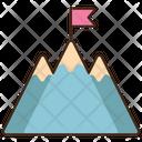 Mountain Peak Icon