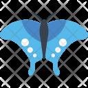 Mountain Swallowtail Fly Icon