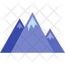 Landscape Mountain Mountains Icon