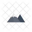 Mountains Goal Destination Icon