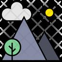 Summer Mountains Park Icon