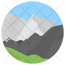 Landscape Nature Mountain Rage Icon