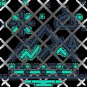 Mountainview Icon