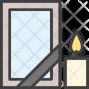 Mourning Icon
