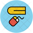 Mouse Flash Input Icon