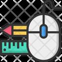 Mousem Mouse Hardware Icon