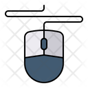 Mouse Device Click Icon
