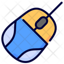 Mouse Scroll Design Icon