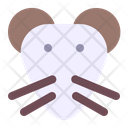 Mouse Animal Animals Icon