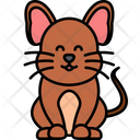 Mouse Rat Animal Icon