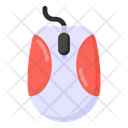 Mouse Input Device Wired Mouse Icon