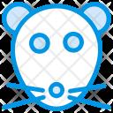 Mouse Animal Rat Icon