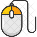 Mouse Computer Device Icon