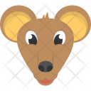 Little Brown Mouse Icon