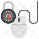 Mouse Lock Icon