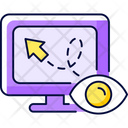 Tracking Movement Mouse Icon