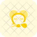 Mouse Snoring Icon