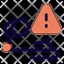 Mouse Warning Rat Alert Rat Warning Icon