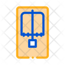 Mousetrap Above View Icon